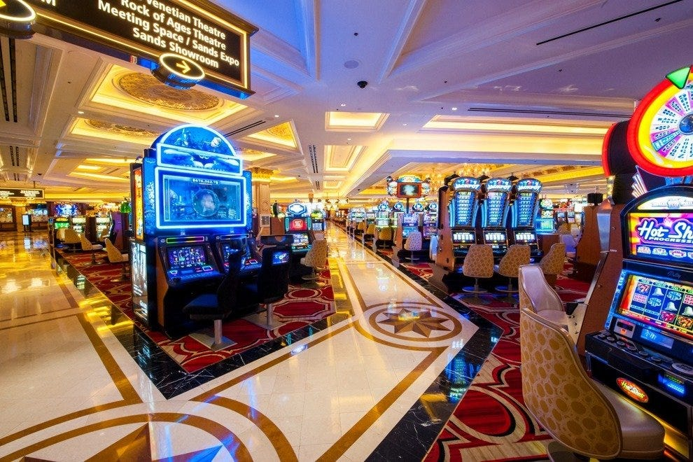 Innovative and new platform for playing different video slot machines games